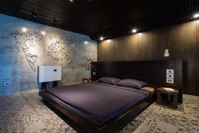 Chung cư rộng 350m2 như trung tâm giải trí thu nhỏ của gia đình ở Hà Nội - 11