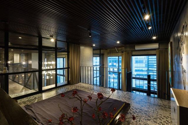 Chung cư rộng 350m2 như trung tâm giải trí thu nhỏ của gia đình ở Hà Nội - 12
