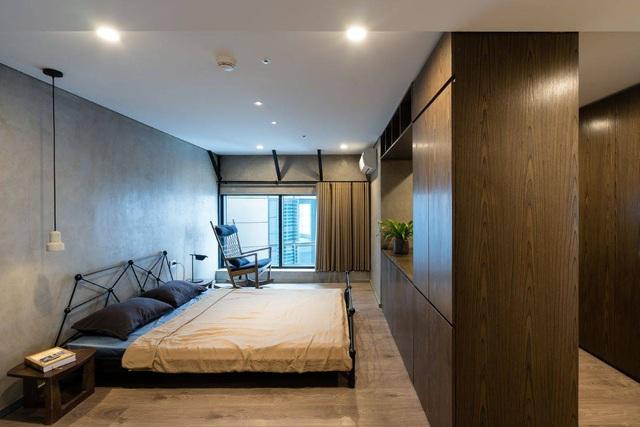 Chung cư rộng 350m2 như trung tâm giải trí thu nhỏ của gia đình ở Hà Nội - 14