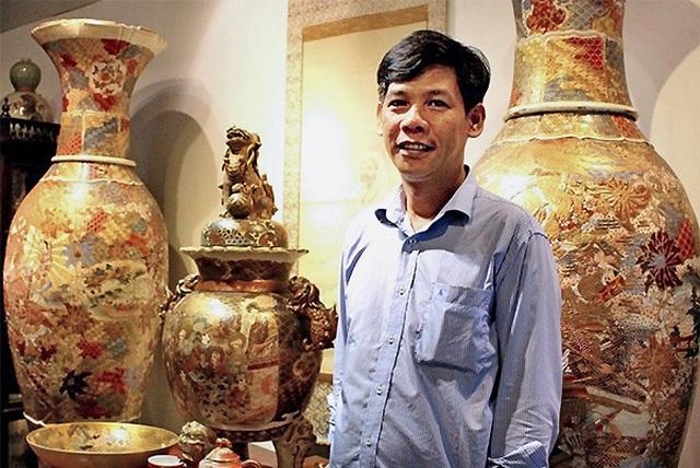 Đại gia Sài Gòn sở hữu bộ gốm Nhật cổ hiếm gặp bậc nhất thế giới - 1