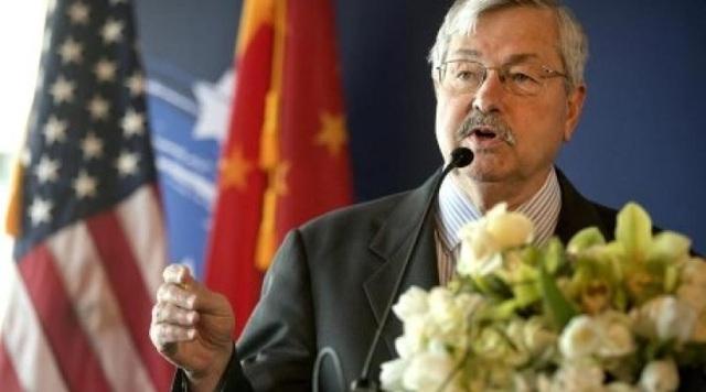 Hé lộ lý do đại sứ Mỹ tại Trung Quốc đột ngột từ chức - 1
