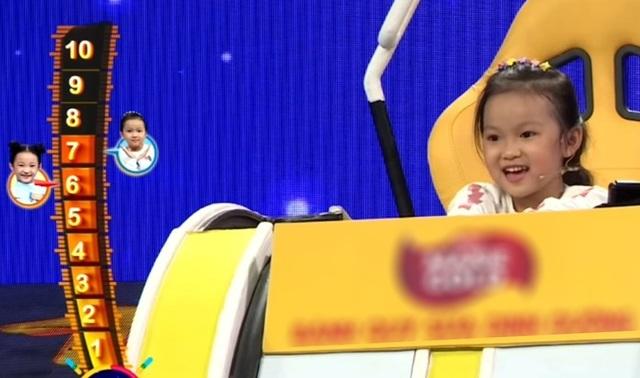 Con gái NSƯT Hạnh Thúy chiến thắng ngoạn mục Nhanh như chớp nhí - 4