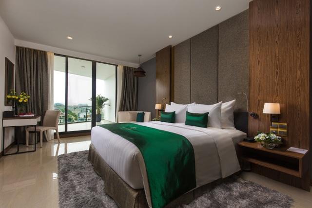 Lễ công bố quyết định khách sạn DIC Star Vĩnh Phúc đạt chuẩn 5 sao - 2