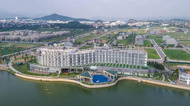 Lễ công bố quyết định khách sạn DIC Star Vĩnh Phúc đạt chuẩn 5 sao - 3