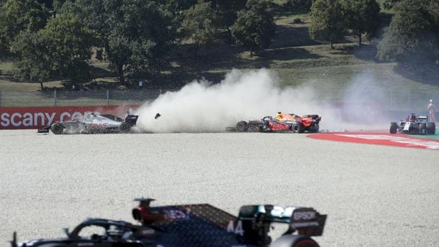 Tuscan Grand Prix 2020: Muốn bao nhiêu hỗn loạn cũng có - 7