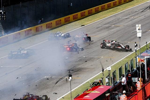 Tuscan Grand Prix 2020: Muốn bao nhiêu hỗn loạn cũng có - 11
