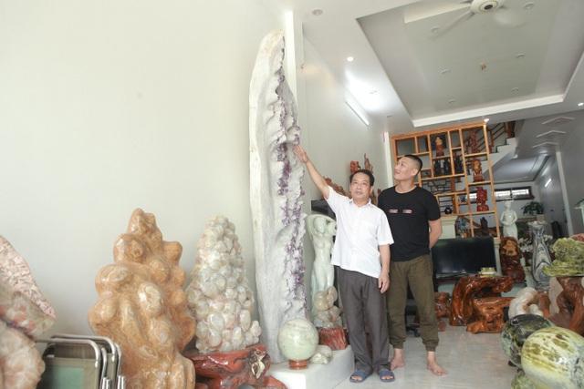 Gốc tinh thể ruby lớn nhất thế giới tại Yên Bái được trả giá tới 6 tỷ đồng - 1