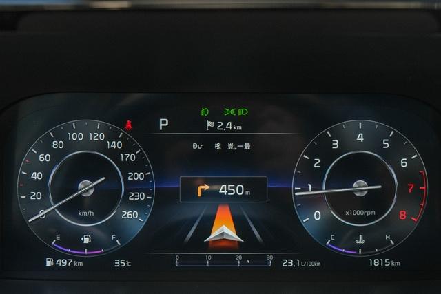 Details Kia Sorento 2021: What Korean car has with the highest price of 1,349 billion?  - 8