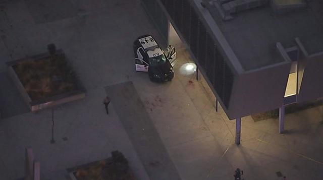 Video 2 cảnh sát bị bắn trọng thương trong vụ phục kích tại Mỹ - 2