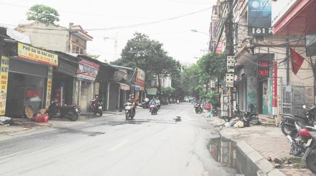Cải tạo, mở rộng tuyến phố Nguyễn Tuân - 2