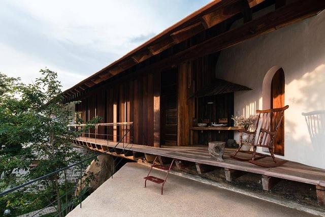 Gia đình ở Nha Trang làm nhà vườn kiểu Bắc Bộ ngập cây xanh, đẹp hiếm có - 9