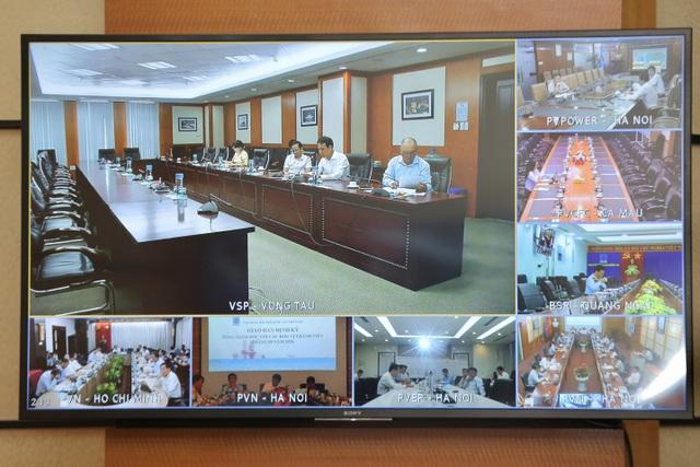 PVN tiếp tục đảm bảo cung ứng các mặt hàng chiến lược cho đất nước - 1
