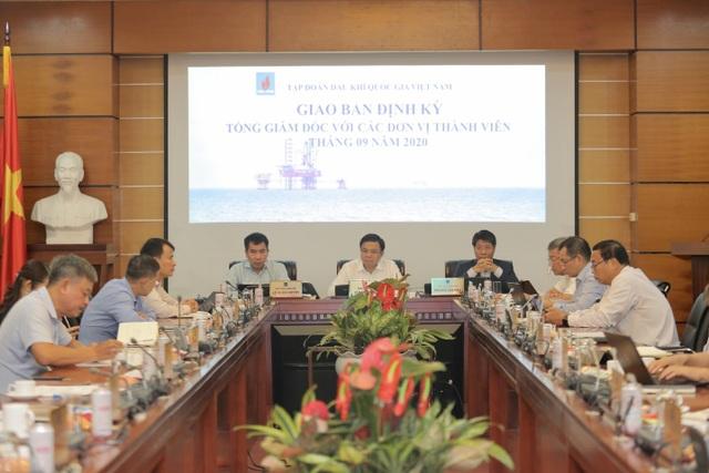 PVN tiếp tục đảm bảo cung ứng các mặt hàng chiến lược cho đất nước - 3