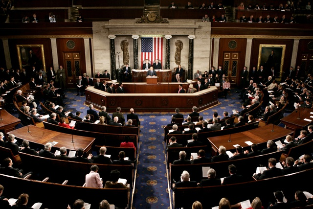 Quốc hội Mỹ cứng rắn chưa từng có với Trung Quốc - 1