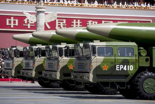 Mỹ công bố báo cáo về binh lực của Trung Quốc - 2