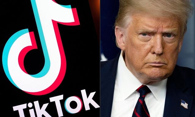 Ông Trump mở lối thoát cho TikTok ở Mỹ - 1