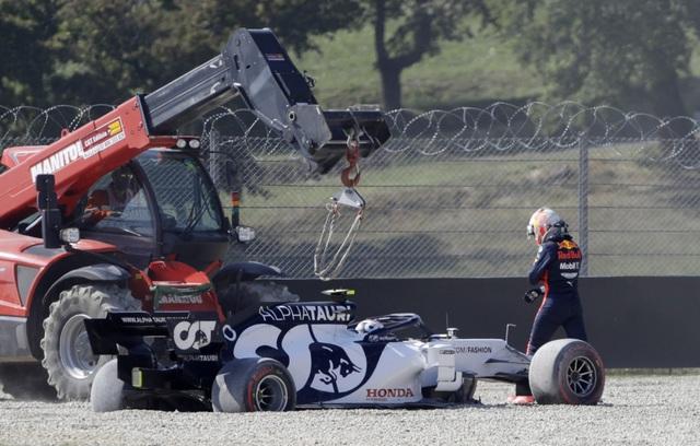 Tuscan Grand Prix 2020: Muốn bao nhiêu hỗn loạn cũng có - 10