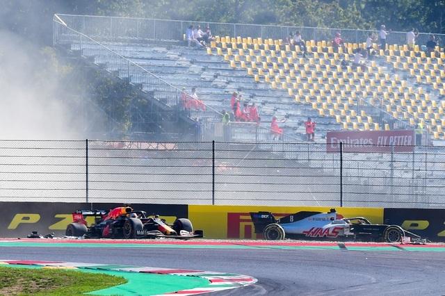 Tuscan Grand Prix 2020: Muốn bao nhiêu hỗn loạn cũng có - 8