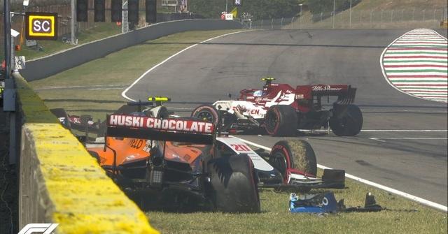 Tuscan Grand Prix 2020: Muốn bao nhiêu hỗn loạn cũng có - 13