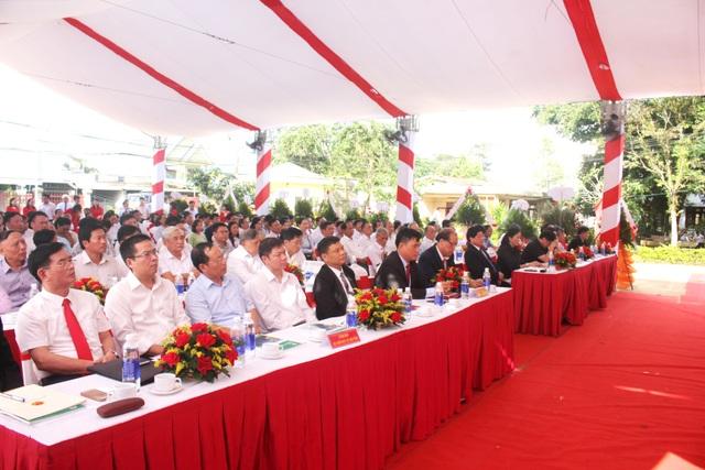 Công bố Quyết định thành lập Phân hiệu Đại học Lâm nghiệp tại tỉnh Gia Lai - 1