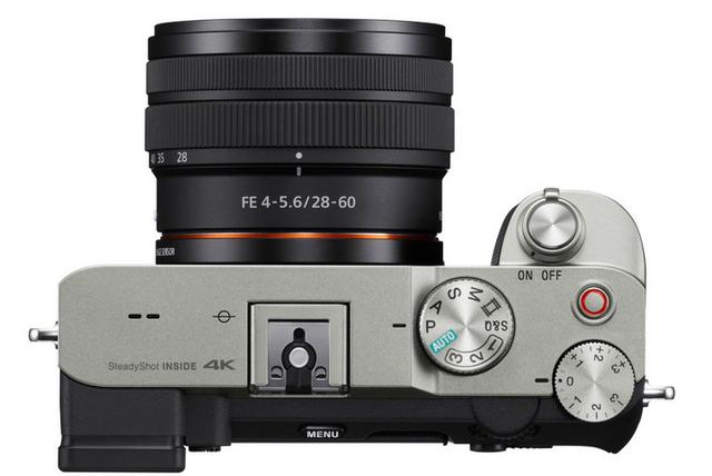 Sony ra mắt máy ảnh full-frame nhỏ gọn nhất thế giới - 4