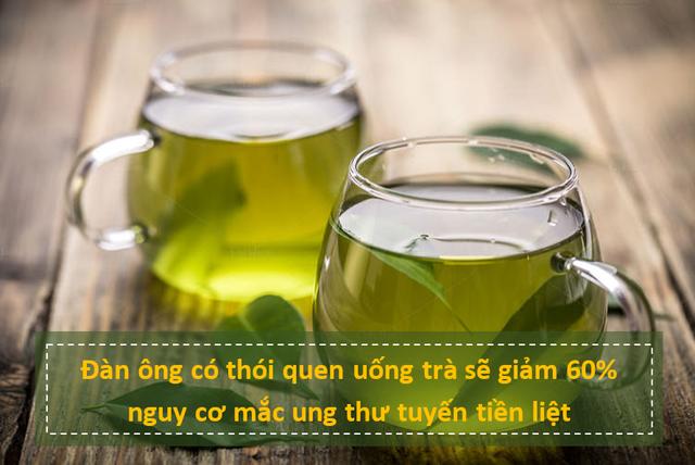 Những sự thật bất ngờ về khả năng chống ung thư của nước trà - 4