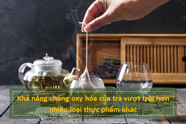Những sự thật bất ngờ về khả năng chống ung thư của nước trà - 2