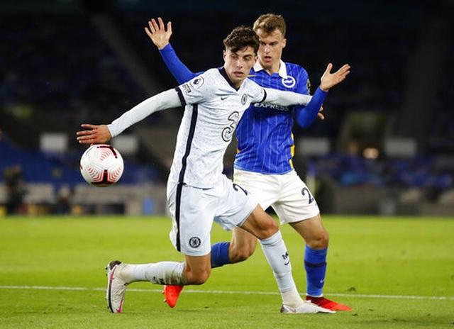 Bom tấn Havertz gây thất vọng trong trận ra mắt Chelsea - 3