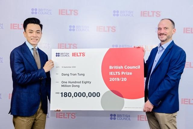 Ba bạn trẻ Việt xuất sắc nhận học bổng IELTS Prize 2019-2020 - 2