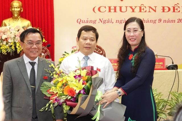 Ông Đặng Văn Minh được bầu làm Chủ tịch UBND tỉnh Quảng Ngãi - 1