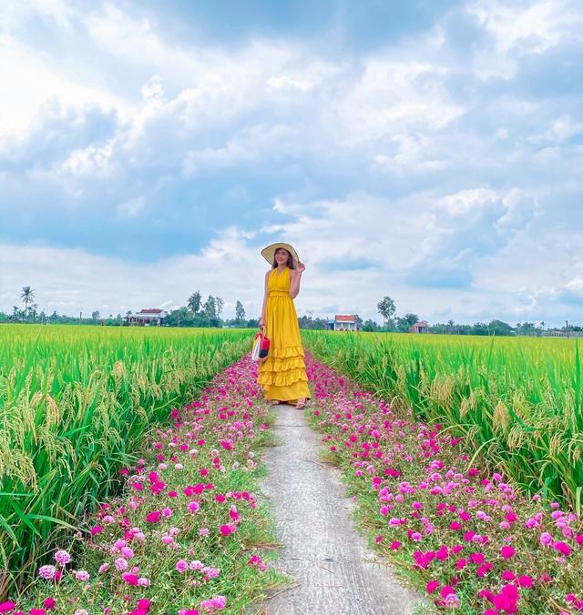 Hướng dẫn tới đường hoa mười giờ đẹp nhất Gò Công - 8