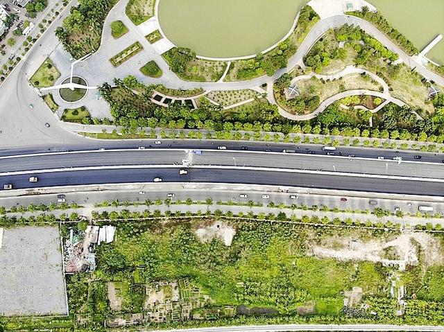 """""""Vành đai xanh"""" nâng bước bất động sản vùng lõi Thủ đô - 2"""