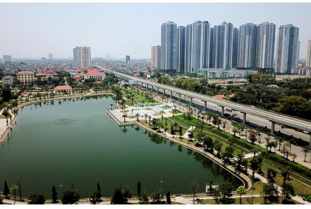 """""""Vành đai xanh"""" nâng bước bất động sản vùng lõi Thủ đô - 3"""