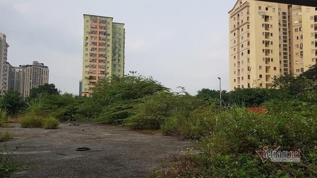Đống tiền chôn trong hàng trăm dự án bỏ hoang ở Hà Nội - 1