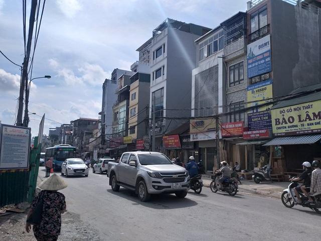 Hà Nội: Đường vành đai 2 mở rộng, giá đất mặt phố leo thang từng ngày - 2
