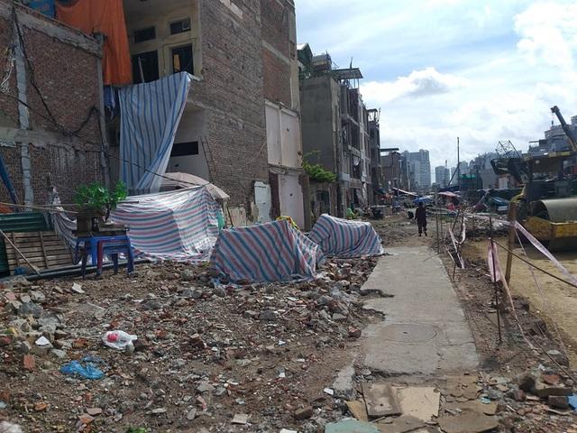 Hà Nội: Đường vành đai 2 mở rộng, giá đất mặt phố leo thang từng ngày - 3