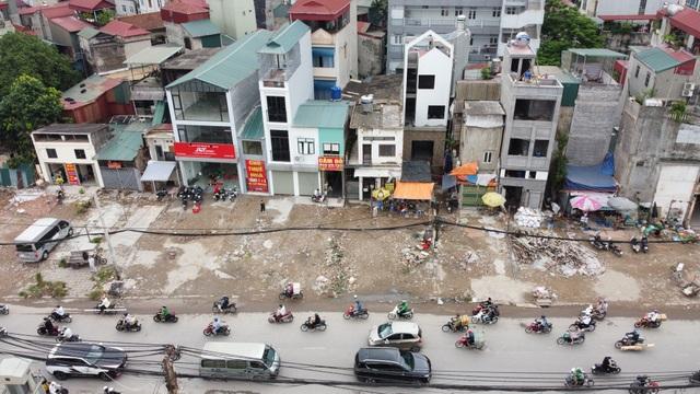 Hà Nội: Đường vành đai 2 mở rộng, giá đất mặt phố leo thang từng ngày - 4