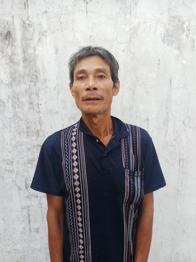 Đối tượng Đậu Hồng Sơn.