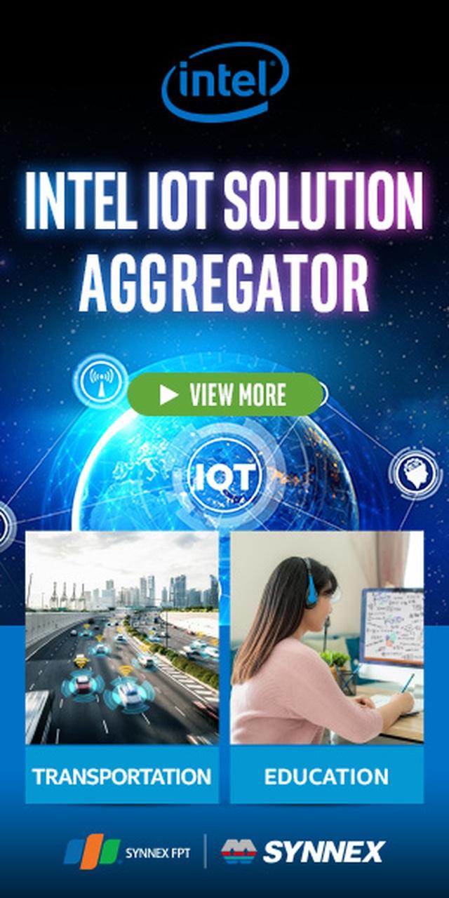 Intel IoT Solution Aggregator mở ra thế giới mới cho ngành hàng bán lẻ thông minh - 1