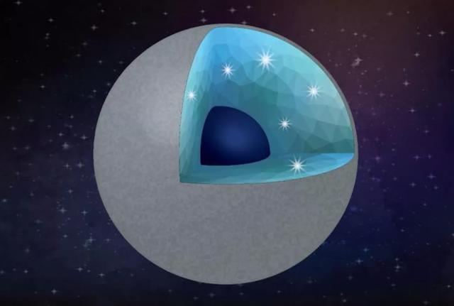Một số ngoại hành tinh có thể chứa đầy đá quý - 1