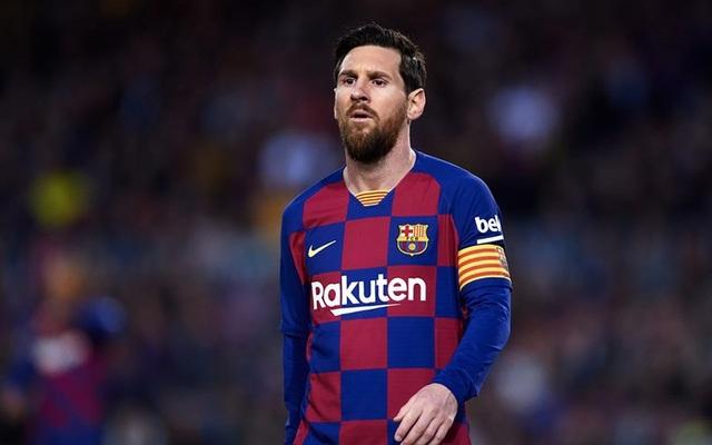 Sau C.Ronaldo, Messi sở hữu thu nhập 1 tỷ USD - 1