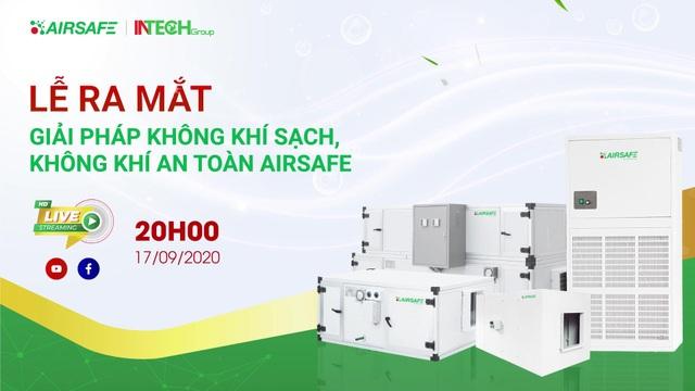 Đón chờ giải pháp lọc khí thương hiệu Việt sắp được ra mắt tháng 9 - 1