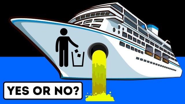 Nước thải trên tàu du lịch sẽ đi về đâu, xử lý thế nào? - 3