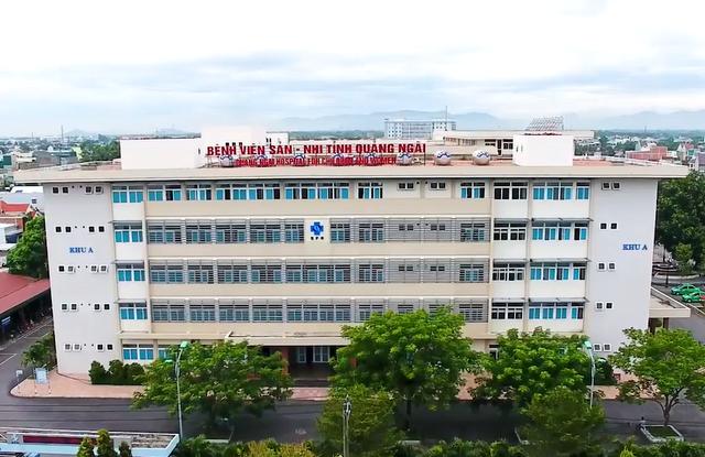 Quảng Ngãi: Chuyên gia Cuba hỗ trợ bệnh viện Sản - Nhi - 1