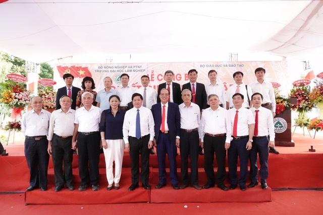 Công bố Quyết định thành lập Phân hiệu Đại học Lâm nghiệp tại tỉnh Gia Lai - 6