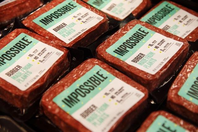 Thịt giả bùng nổ trên thị trường Trung Quốc - 1