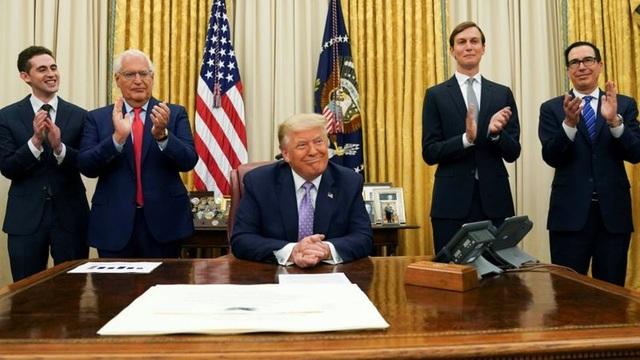 Cục diện Trung Đông thay đổi với thỏa thuận lịch sử do Mỹ làm trung gian - 2