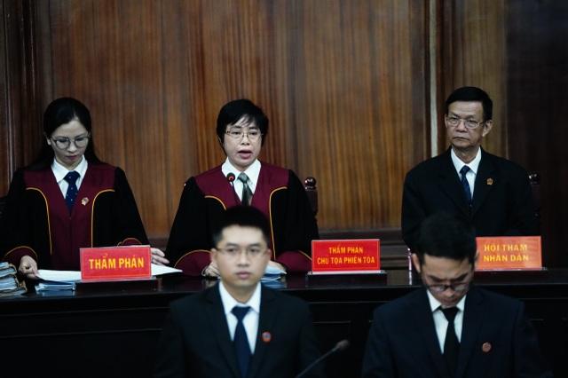 Xét xử cựu Phó Chủ tịch TP HCM Nguyễn Thành Tài
