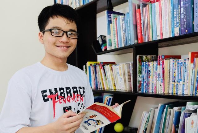 Thủ khoa 30 điểm tuyệt đối khối B ở Đà Nẵng: Mơ trở thành bác sĩ từ bé - 3