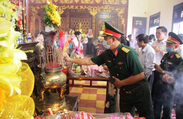 Bình Định: Tổ chức Lễ giỗ Hoàng đế Quang Trung - 5